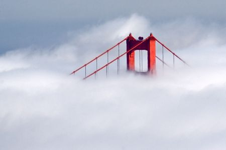 San Francisco bridge on a beautiful day. Stock Photo - 919996