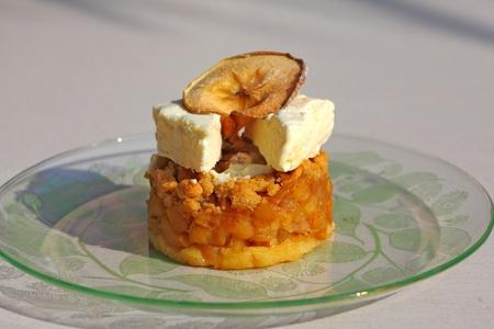 honey apple: Honey apple cake for the New Year on the Jewish calendar - Rosh Hashanah