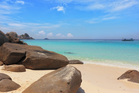 Similan Islands, Andaman Sea, Thailand.