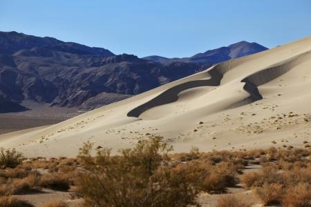 phenomenon:   The Phenomenon of Death Valley, California