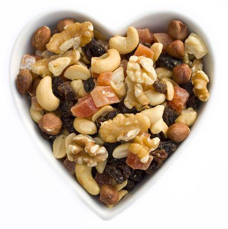 merenda: I heart frutta e noci
