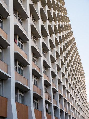 public housing: Japanese housing complex