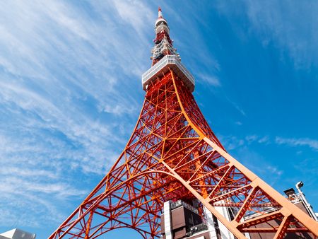 popularity: Tokyo Tower Editorial
