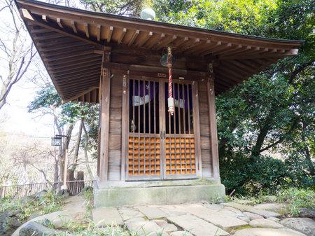 Japanese Temple Redakční