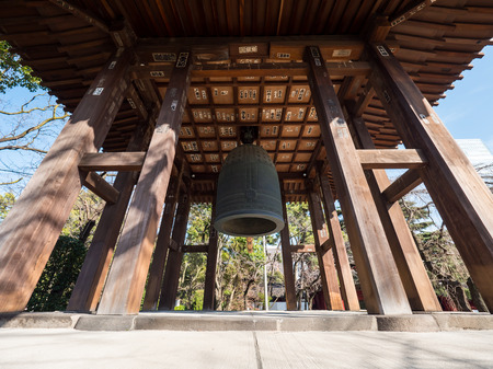 Japanese Temple bell