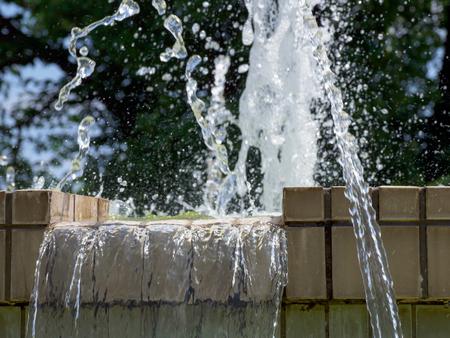 Fountain 写真素材