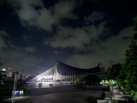 harajuku: Yoyogi First Gymnasium