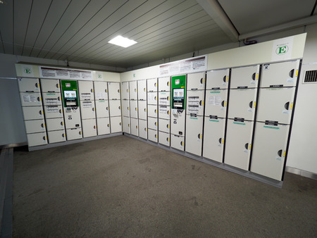 コイン ロッカー