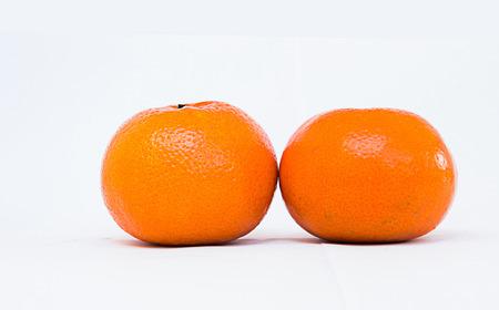 mandarin: Orange mandarin