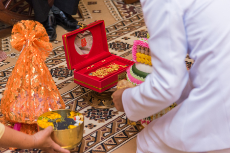 gold for thai wedding gifts