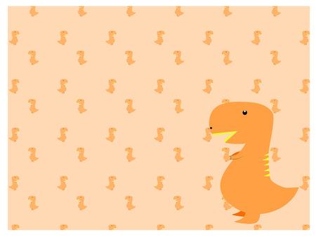 dinosaur Zdjęcie Seryjne - 48054845