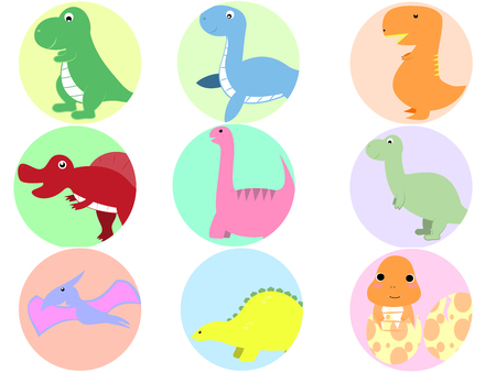 dinosaur Zdjęcie Seryjne - 48054983