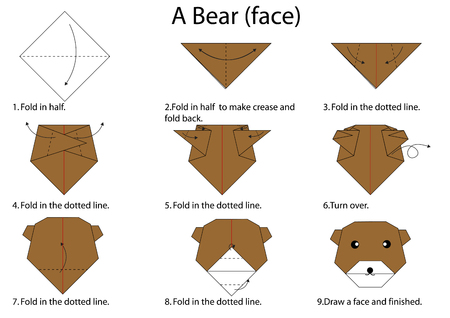 cognizance: Fold a piece of paper