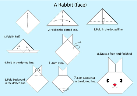erudition: Fold a piece of paper
