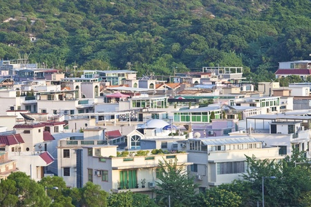 Rural villages in Hong Kong Stock Photo - 11833824