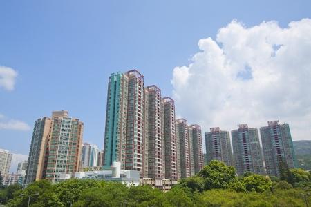 Tuen Mun, one of a Hong Kong downtown. Stock Photo - 11834678