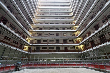 Hong Kong public housing estate