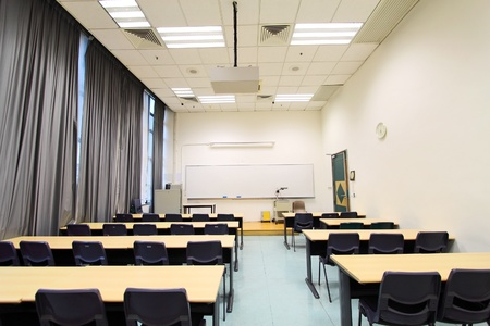 Classroom in a university