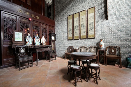 Westside mansion in Guangzhou, China.