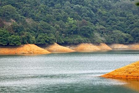 Reservoir in Hong Kong photo