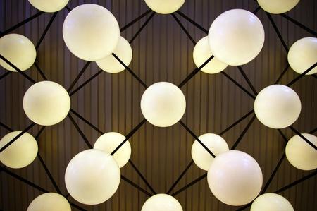 Symmetry lamps photo