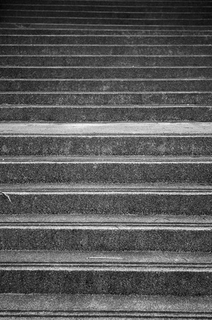 Stairs in black and white tone Stock Photo - 12986742