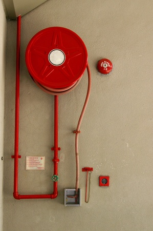 Fire tap and ring bell photo