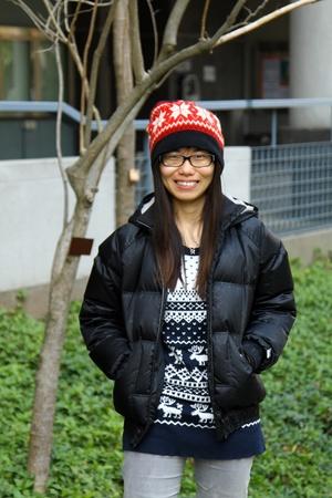 Asian university student photo