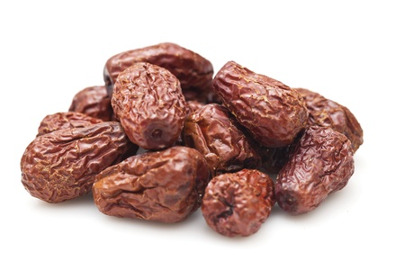 Chinese red dried dates  photo