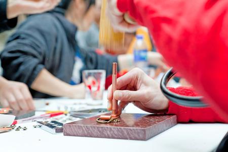 expertize: Leather making workshop
