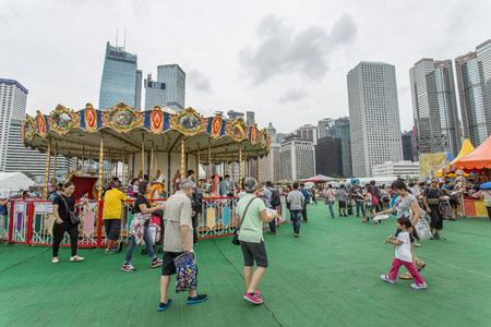 HONG KONG - SEP 3:
