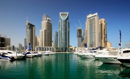Dubai marina ,UAE photo