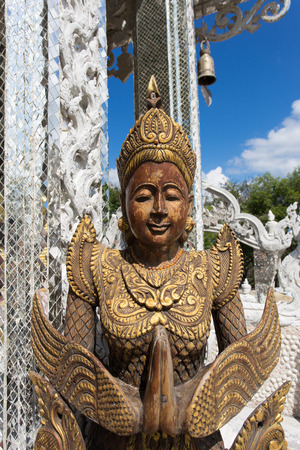 statue at SuanPeung, thailand photo