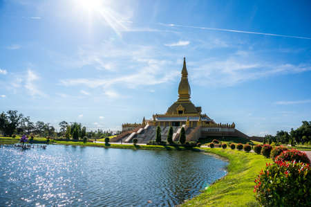 beliefs: tempel attractions in roi et it is sacred according to the beliefs of thai