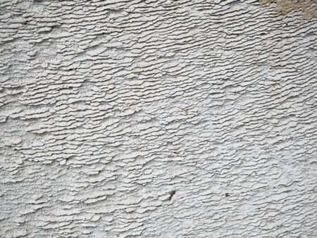 The texture of a white block close-up. Background from block tiles. Background texture. Texture of Lightweight concrete block the bricks used in the construction