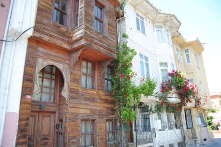 Yedikule vintage house