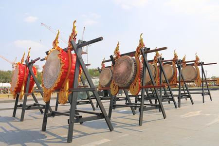 djembe: The drum Thailand Stock Photo