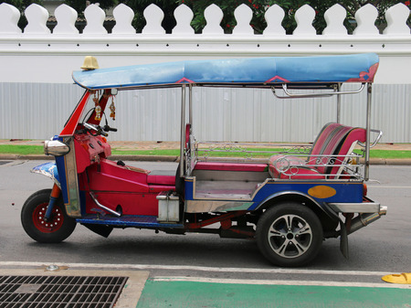 tuk: Tuk Tuk Thailand Car Scooter