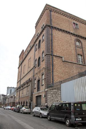 Dublin, Ireland, 24 October 2012: Guinnes Storehouse Editoriali