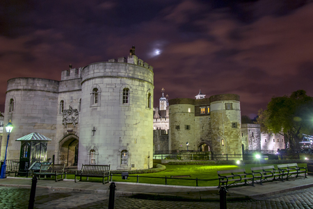 London, UK, 31 October 2012: Tower of London