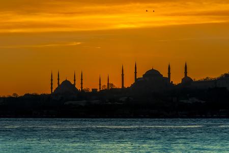 Istanbul, Turkey, 8 January 2011 Stockfoto