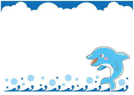 thunderhead: The frame of dolphin-A