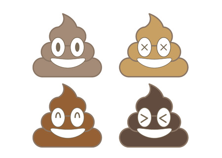 rudeness: Pooping emoji