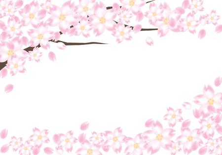 Kersenbloesemframe
