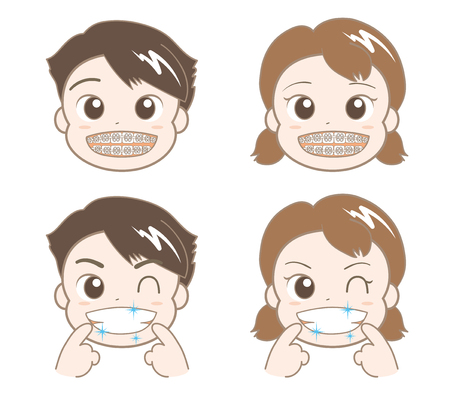 Orthodontia of Boys and girls