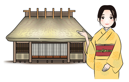 Japanese style Guest houses image