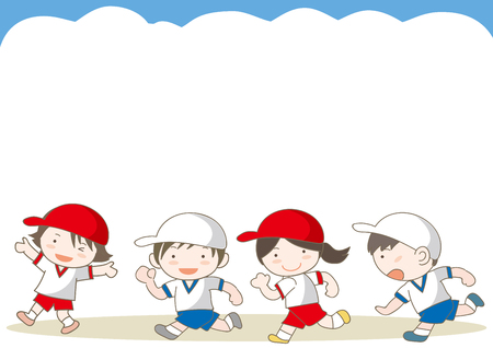 Sports day vector image
