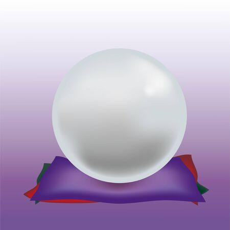 Crystal Ball - Spiritual Image
