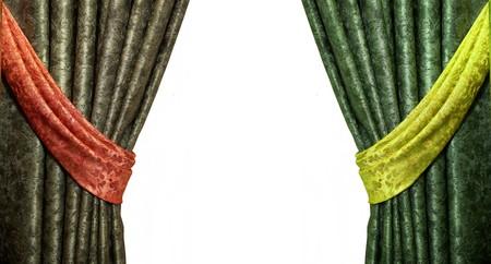 Luxury curtain  Stock Photo - 7425078