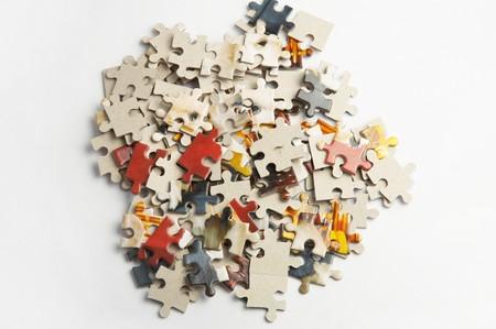 isolate puzzle photo